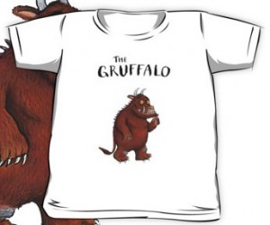 The Gruffalo Kids T-Shirt