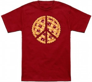 Peace Of Pie T-Shirt