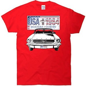 1964 Ford Mustang T-Shirt