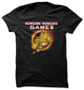 Hungry Hippos Hungry Hungry Games T-Shirt