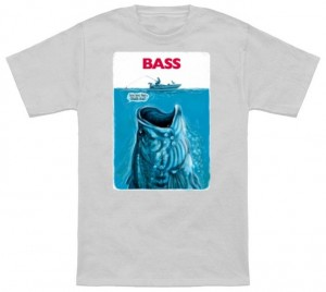 Gonna Need A Bigger Boat Bass T-Shirt