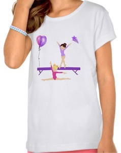 Gymnastic Girls T-Shirt