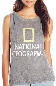 Women's National Geographic Tank Top