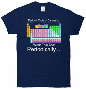 I Periodically Wear This T-Shirt