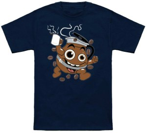 Crazy Coffee Craft T-Shirt