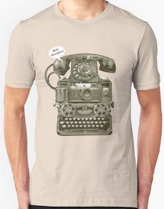 Hello Smartphone T-Shirt