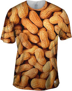 Peanut Covered T-Shirt