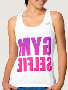 Gym Selfie Women's Tank Top