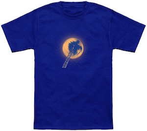 Painting The Moon T-Shirt