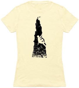 Climbing To The Top T-Shirt