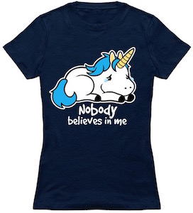 Crying Unicorn T-Shirt