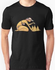 Building Sandcastles T-Shirt