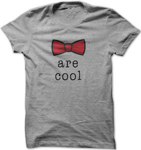 Red Bow Ties Are Cool T-Shirt