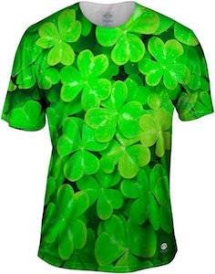 4 Leaf Clover St Patrick's Day T-Shirt