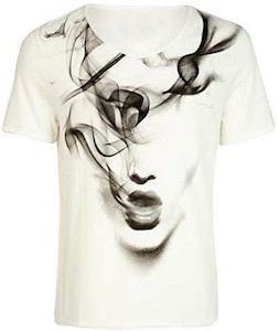 Smoking Face T-Shirt