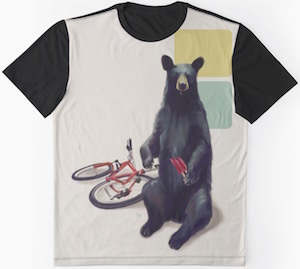 Summer Bear T-Shirt