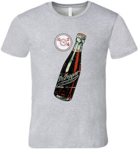 Vintage Looking Dr Pepper Ad T-Shirt