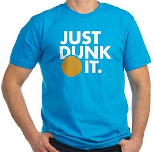 Basketball Just Dunk It T-Shirt