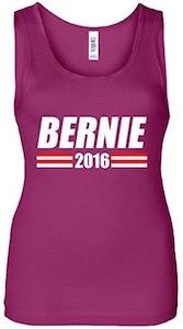 Women's Bernie 2016 Tank Top