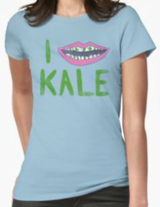 Kale In My Teeth T-Shirt