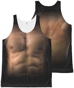 Muscled Body Tank Top