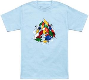 Rubik's Cubism Cube T-Shirt