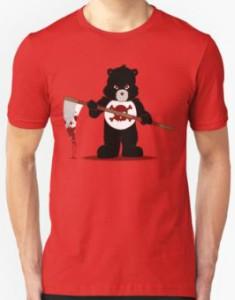 Evil Scare Bear T-Shirt