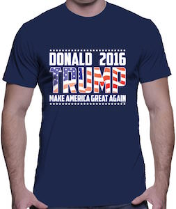 Donald Trump Make America Great Again T-Shirt