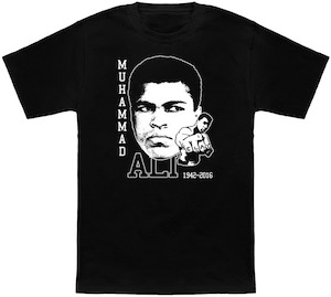Muhammad Ali Remembrance T-Shirt