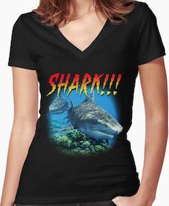 SHARK!!! T-Shirt