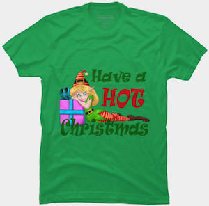 Have A Hot Christmas T-Shirt