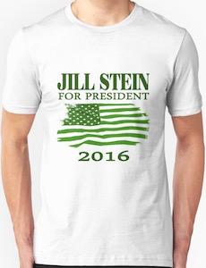 Jill Stein For President T-Shirt