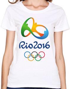 Women's Rio 2016 Summer Olympics T-Shirt