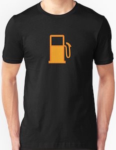 Low Fuel Light T-Shirt