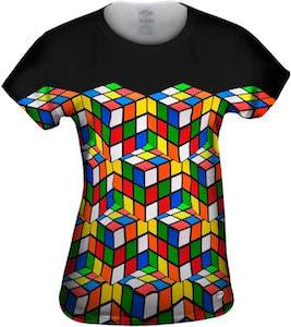 Rubik's Cube Madness T-Shirt