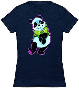 Silly Panda T-Shirt