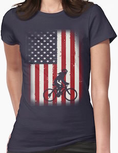 Cycling USA T-Shirt