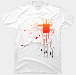Chip Tech T-Shirt
