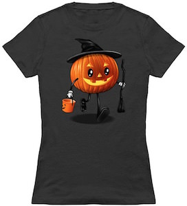 Carved Pumpkin Funny Halloween t-shirt