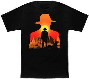Dark Cowboy T-Shirt