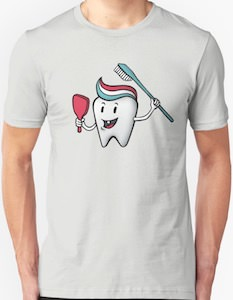 Fresh And Clean Teeth T-Shirt