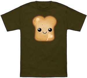 Happy Toast T-Shirt