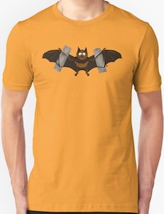 Do It Yourself Batman Logo T-Shirt
