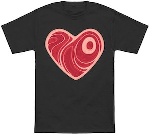 Meat Heart T-Shirt