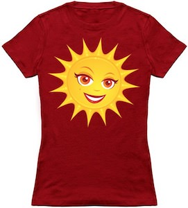 Sexy Sunshine T-Shirt
