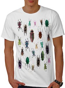 A T-Shirt Full of Beetles