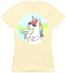 Unicorn Chill T-Shirt