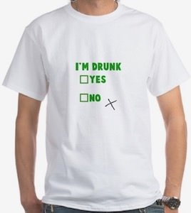 I'm Drunk Yes No T-Shirt