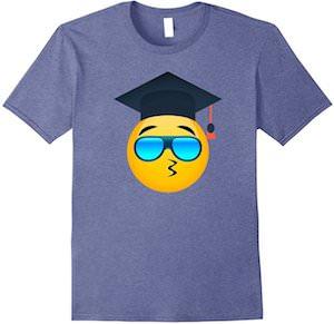 Graduation Emoji T-Shirt