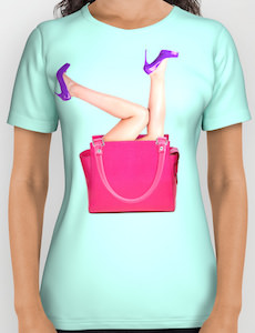 Body In A Handbag T-Shirt
